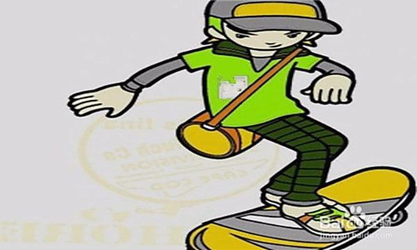 Đừng để trẻ dễ dàng thử những động tác trượt ván nguy hiểm