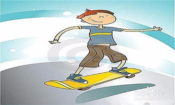 Đừng để đứa trẻ dễ dàng bỏ cuộc khi trượt ván