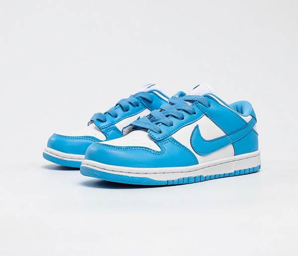 Giày Nike SB Dunk Low UNC Xanh Dương