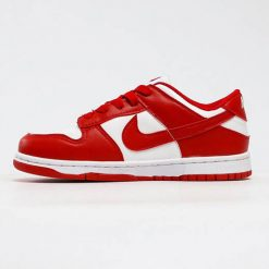 Giày Nike SB Dunk Low University Red Đỏ