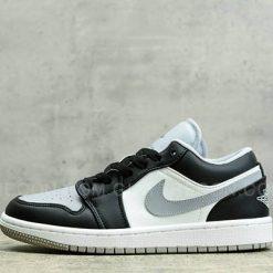 Giày Jordan 1 Low Shadow Xám Đen