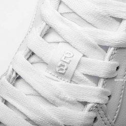 Giày Jordan 1 Low Triple White Trắng Full