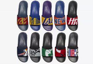 Nike Benassi JDI NBA