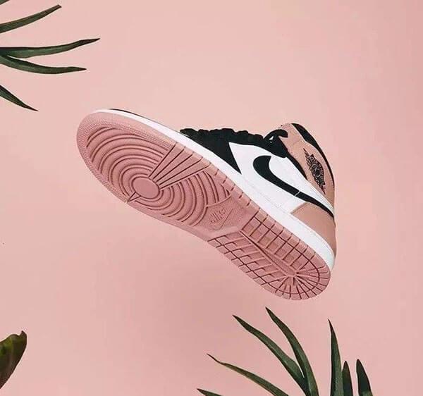 Giày Jordan 1 Retro High Rust Pink