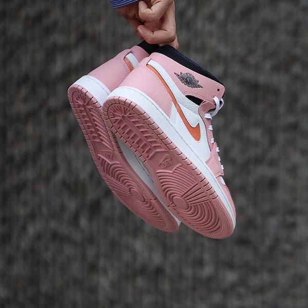 Giày Jordan 1 High Zoom Air CMFT Pink Glaze