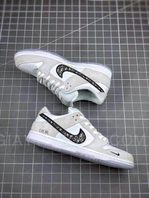 Giày Nike Dunk Low x Dior Cổ Thấp