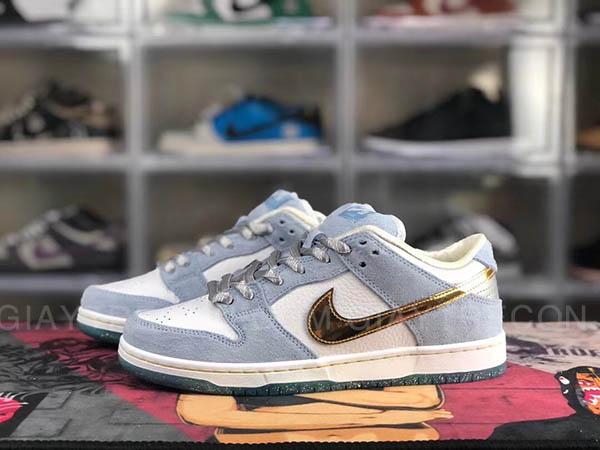 Giày Nike SB Dunk Low Sean Cliver Xanh Dương