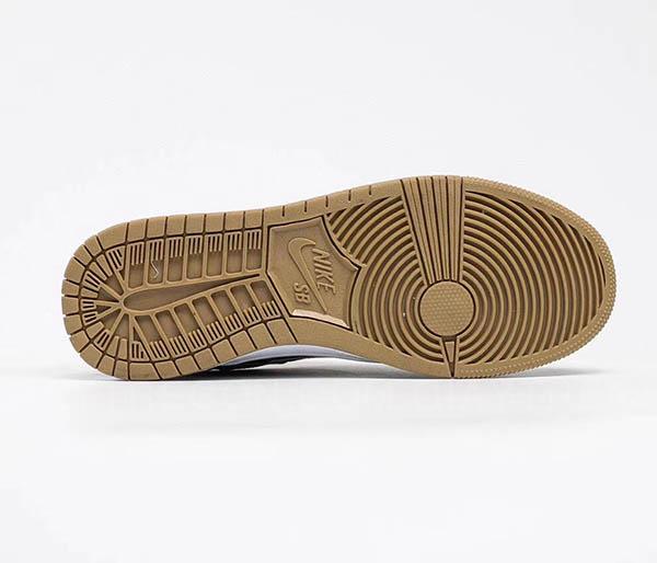 Giày Nike SB Dunk Low Travis Scott Nâu