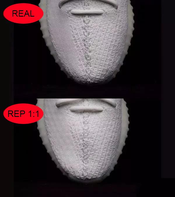 So sánh chất liệu trên mũi giày