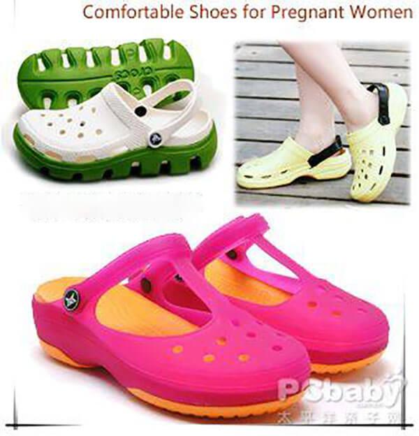 Bà bầu nên đi giày gì?