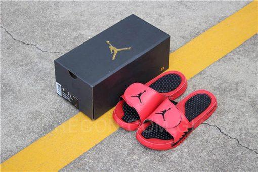 Dép Jordan Hydro 5 màu đỏ