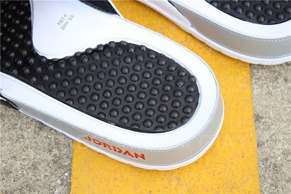 Dép Jordan Hydro 5 màu trắng