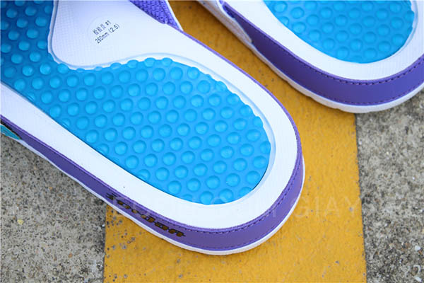 Dép Jordan Hydro 5 màu xanh