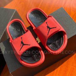 Dép Jordan Hydro 6 màu đỏ