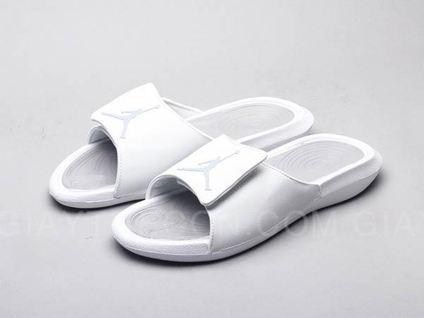 Dép Jordan Hydro 6 màu trắng