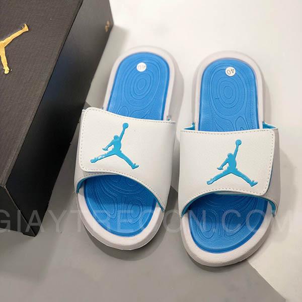 Dép Jordan Hydro 6 màu xanh dương