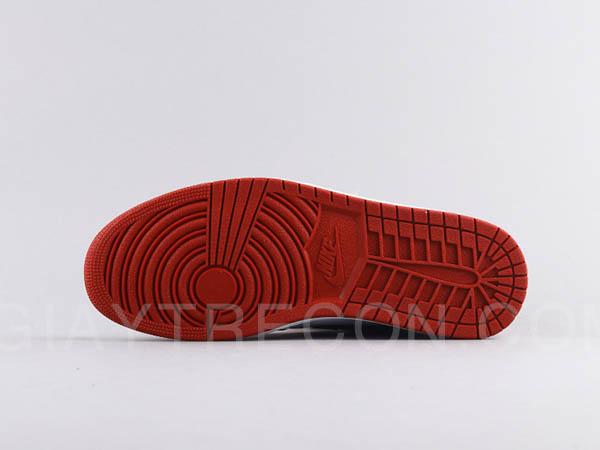 Giày Jordan 1 High Gym Red Đen Đỏ