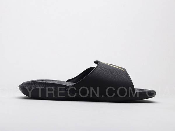 Dép Jordan Hydro 6 đen vàng