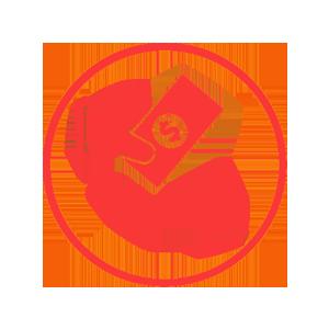 Icon ship cod giày trẻ con
